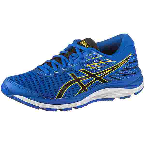 ASICS GEL-CUMULUS 21 GS Laufschuhe Kinder tuna blue-black