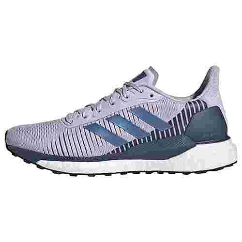 adidas Solarglide ST 19 Schuh Laufschuhe Damen Purple Tint / Boost Blue Violet Met. / Tech Indigo