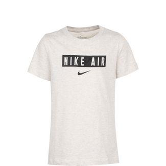 Nike Air Box T-Shirt Kinder hellbraun / weiß