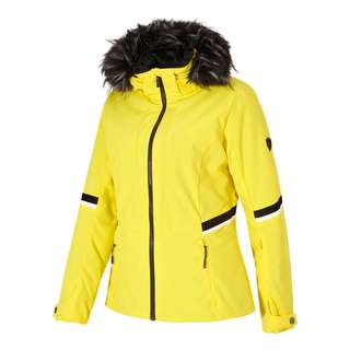 Ziener TOYAH Skijacke Damen gelb