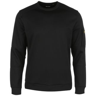 Lyle & Scott Pocket Sweatshirt Herren schwarz