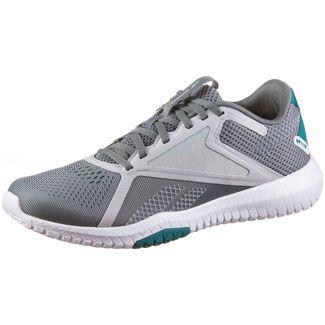 Reebok Flexagon For Fitnessschuhe Damen cold grey 5