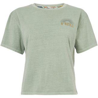 O'NEILL T-Shirt Damen lily pad