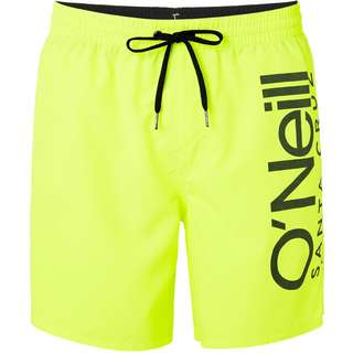 O'NEILL Badeshorts Herren new safety yellow