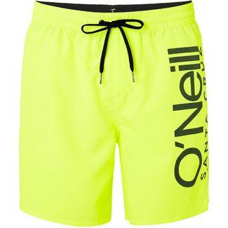 O'NEILL Badeshorts Herren new safety yellow