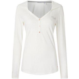 O'NEILL V-Langarmshirt Damen powder white