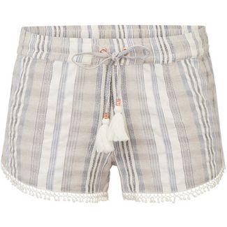 O'NEILL Shorts Damen white aop w-blue