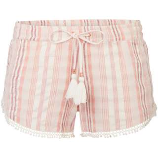 O'NEILL Shorts Damen red aop w-white