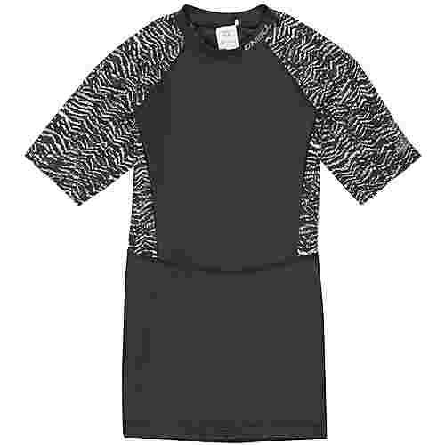 O'NEILL Surf Shirt Damen black aop w-green