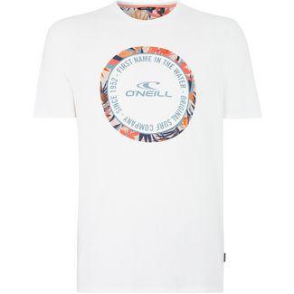 O'NEILL T-Shirt Herren powder white