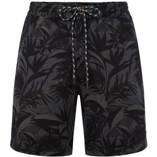O'NEILL Shorts Herren black aop
