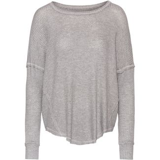 Onzie Raglan Langarmshirt Damen heather gray