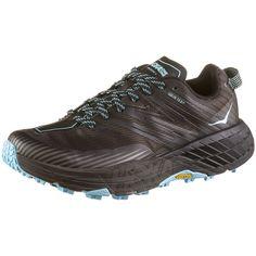 Hoka One One GTX® SPEEDGOAT 4 Trailrunning Schuhe Damen anthracite dark gull grey