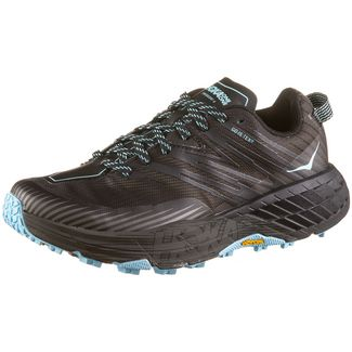 Hoka One One GTX® SPEEDGOAT 4 Trailrunning Schuhe Damen anthracite dark gull grey