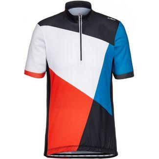 CMP BIKE T-SHIRT Fahrradtrikot Herren bianco-orange