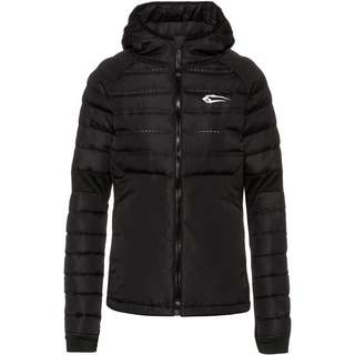 SMILODOX Trainingsjacke Damen schwarz