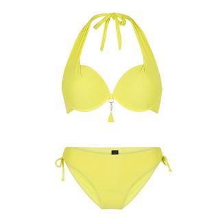LingaDore Bikini Set Damen Gelb