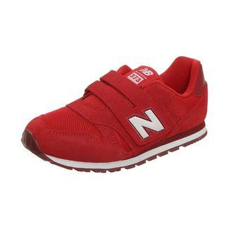 NEW BALANCE YV373-M Sneaker Kinder rot