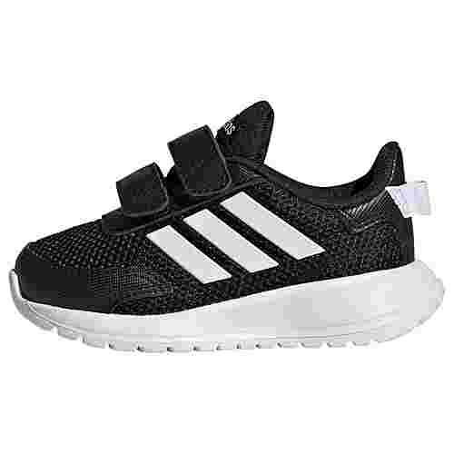 adidas TENSAUR RUN I Schuh Laufschuhe Kinder Core Black / Cloud White / Core Black