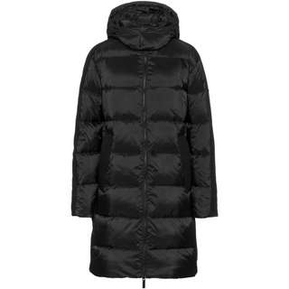 Superdry EDIT Steppmantel Damen manor house black