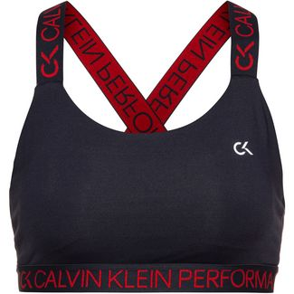 Calvin Klein Taping Sport-BH Damen night sky