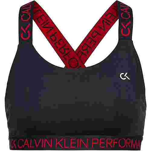 Calvin Klein Taping Sport-BH Damen night sky