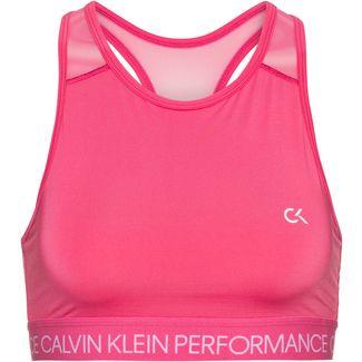 Calvin Klein Statement Sport-BH Damen azalea pink