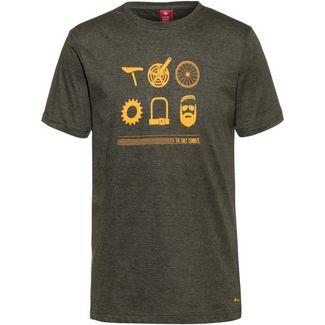 OCK T-Shirt Herren oliv