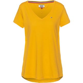 Tommy Hilfiger V-Shirt Damen spectra yellow