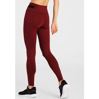 Daquini Leggings Tights Damen burgundy