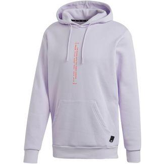 adidas The Pack Hoodie Herren purple tint