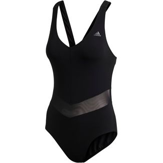 adidas Schwimmanzug Damen black-gresix