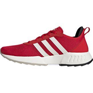 adidas Phosphere Sneaker Herren scarlet-chalk white-core black