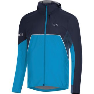 GORE® WEAR GORE-TEX® R7 Partial Laufjacke Herren dynamic cyan-orbit blue