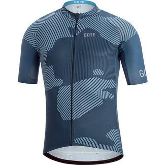 GORE® WEAR GORE® C3 Combat Trikot Fahrradtrikot Herren orbit blue-deep water blue