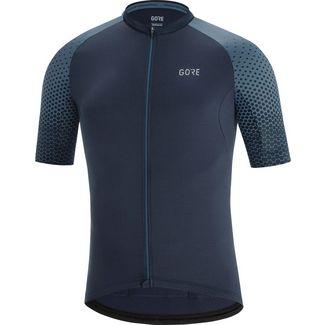 GORE® WEAR GORE® C5 Cancellara Fahrradtrikot Herren orbit blue-deep water blue