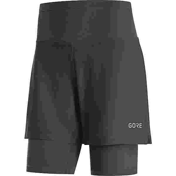 GORE® WEAR R5 Funktionsshorts Damen black