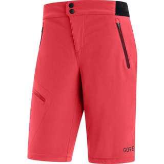 GORE® WEAR C5 Fahrradshorts Damen hibiscus pink
