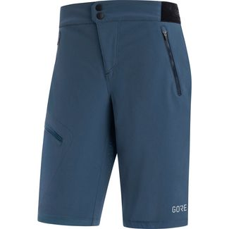 GORE® WEAR GORE® C5 Damen Shorts Fahrradshorts Damen deep water blue