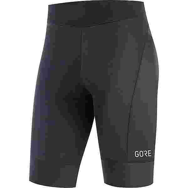 GORE® WEAR GORE® C3 Damen Tights kurz+ Fahrradtights Damen black