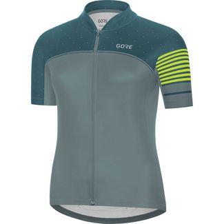 GORE® WEAR GORE® C5 Trikot Fahrradtrikot Damen nordic blue-dark nordic blue
