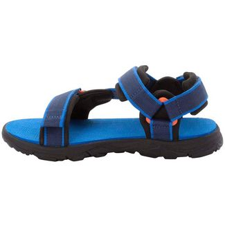 Jack Wolfskin Seven Seas 3 Outdoorsandalen Kinder blue-orange