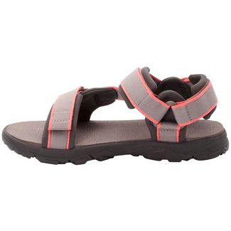 Jack Wolfskin Seven Seas 3 Outdoorsandalen Kinder clay-rose