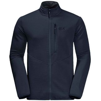 Jack Wolfskin Modesto Fleecejacke Herren night blue