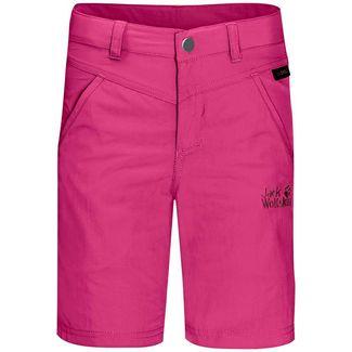 Jack Wolfskin Sun Shorts Kinder pink peony