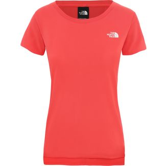 The North Face QUEST Funktionsshirt Damen Cayenne Red