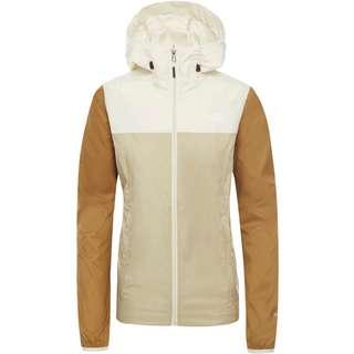 The North Face Cyclone Windbreaker Damen twill beige/vintage white/british khaki