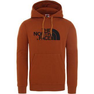 The North Face Drew Peak Hoodie Herren caramel cafe