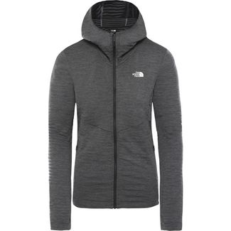 The North Face Impendor Fleecejacke Damen tnf black heather/tnf white