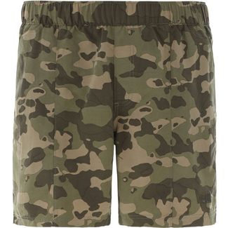The North Face Class V Pull On Trunk Shorts Herren burnt olive green ponderosa print